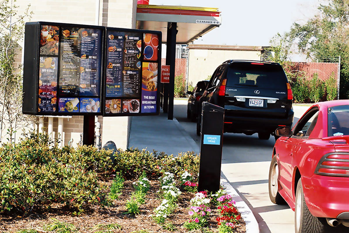 Impress Your Drive-Thru Customers