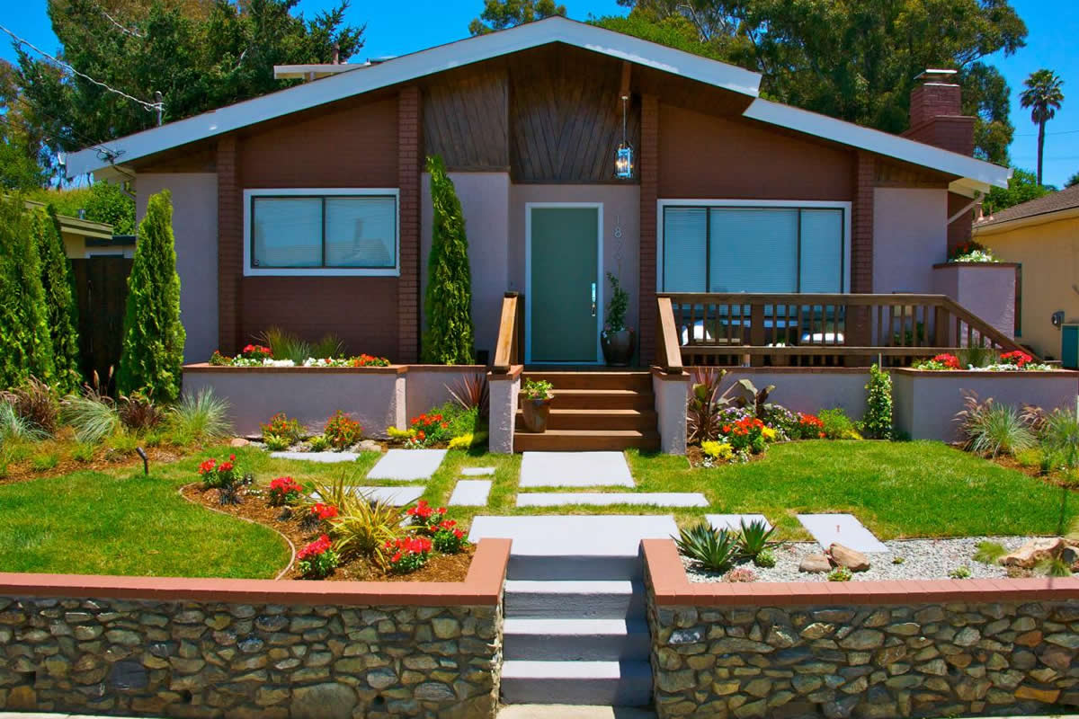 Five Updates that Create Curb Appeal for Your Home