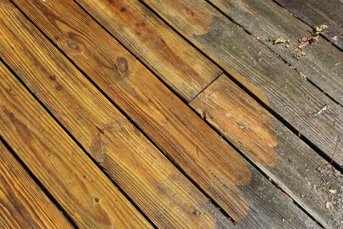 Three Mistakes to Avoid When Pressure Washing Wood Surfaces