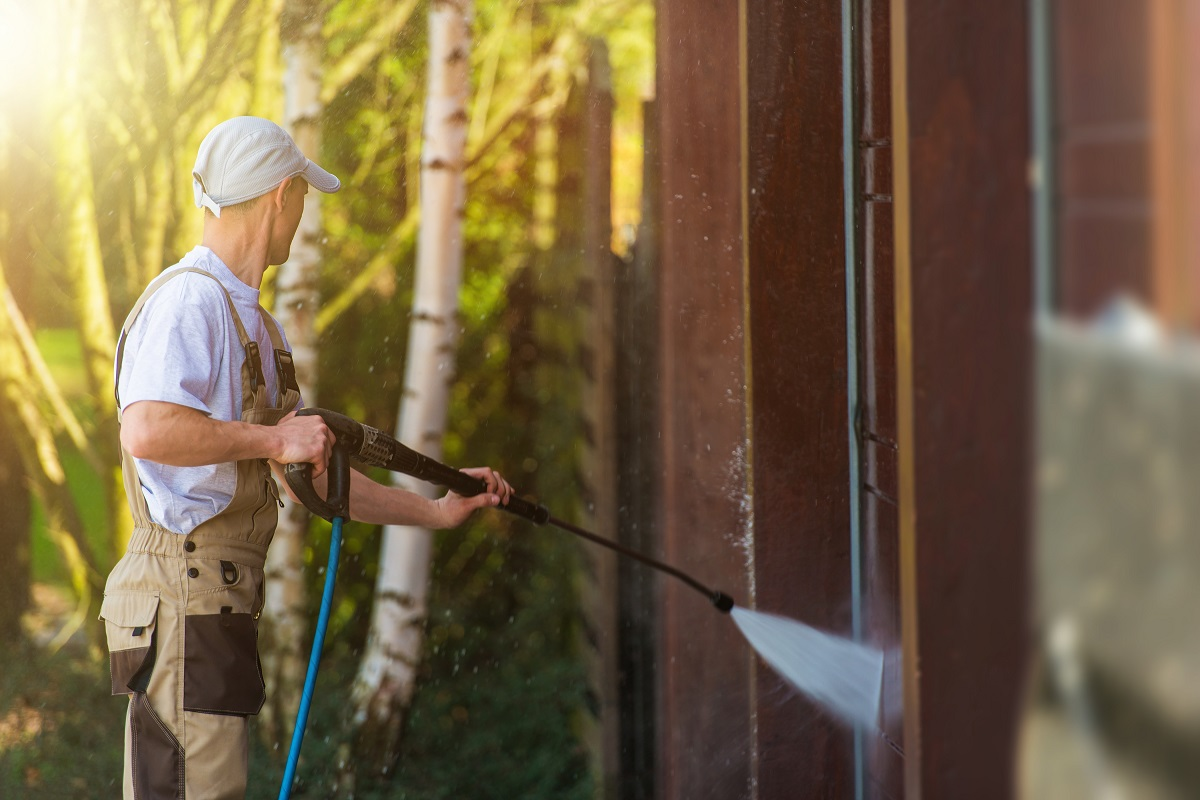Pressure Washing Tips from the Experts